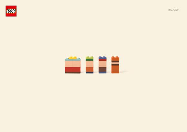 Publicité Lego, South Park