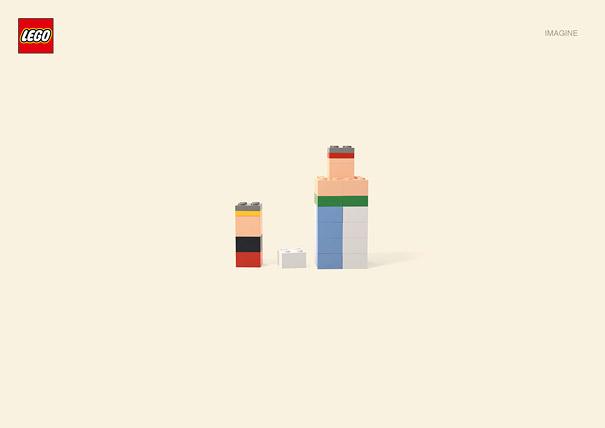 Publicité Lego, Astérix et Obélix