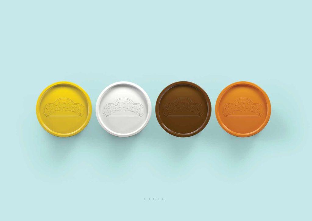 Publicité Play-Doh par DDB en 2016 - 1