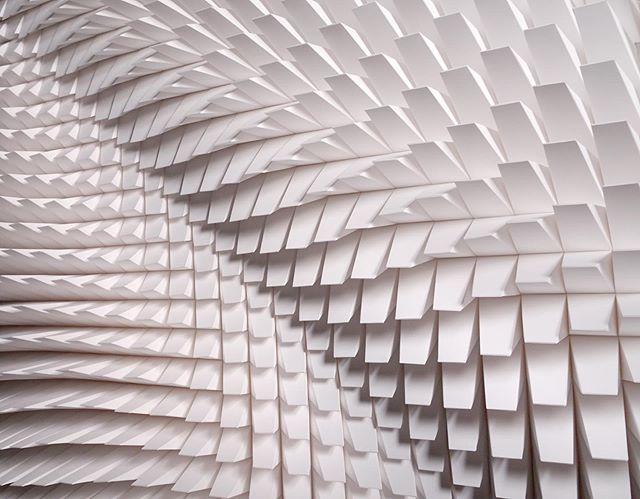 Matthew Shlian, sculpture en papier 10