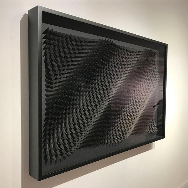 Matthew Shlian, sculpture en papier 7