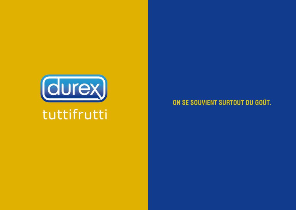 Mashup de publicité entre Durex et Sodebo - Toutes des pubs